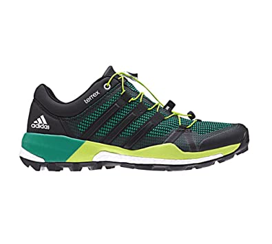 ed0b827cc93b adidas outdoor Men s Terrex Skychaser EQT Green Black Semi Solar Slime  Athletic Shoe  Amazon.co.uk  Shoes   Bags