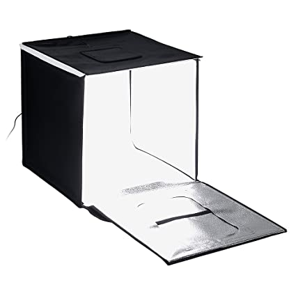 Fotodiox Pro LED 20x20 Studio-in-a-Box for Table Top Photography - Includes  Light Tent