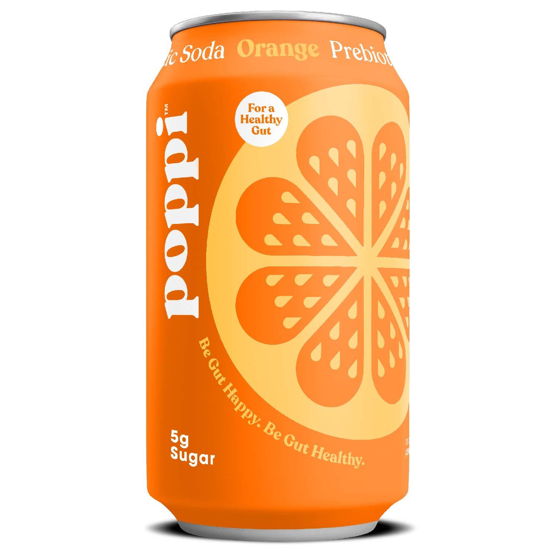 Healthy Sparkling Prebiotic Soda