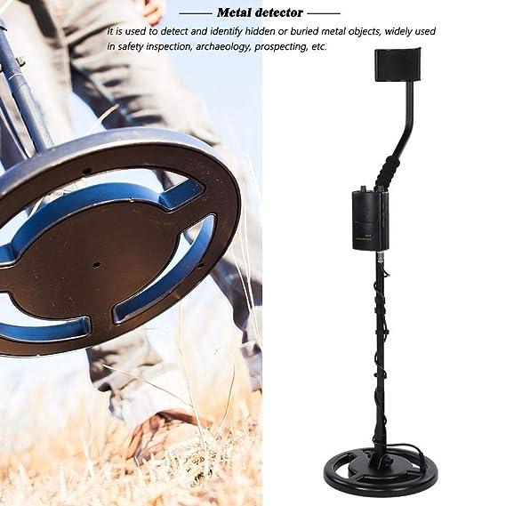 Akozon Detector de Metales Subterráneo, Detector de Localización de Metales con Pantalla LCD Buscador de Tesoros (AR944M 1.5m): Amazon.es: Bricolaje y ...