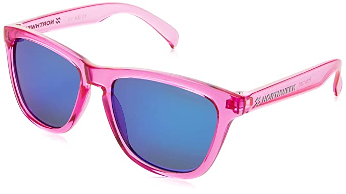 NORTHWEEK NDD000006 Gafas de sol, Bright Pink/Blue, 38 Unisex-niños