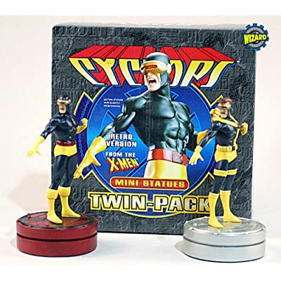 Cyclops (Twin-Pack) Mini Statues: Toys & Games