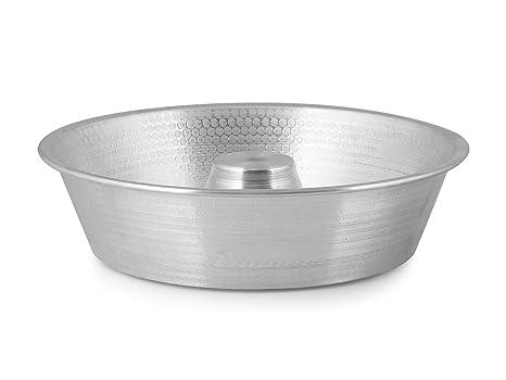 Pentalux - Molde para Horno (Aluminio, Redondo con Forma cónica y Cono en el