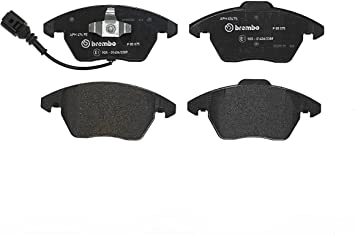 NEW For VW Passat A6 Allroad Quattro Front /& Rear Ceramic Brake Pads Kit Brembo
