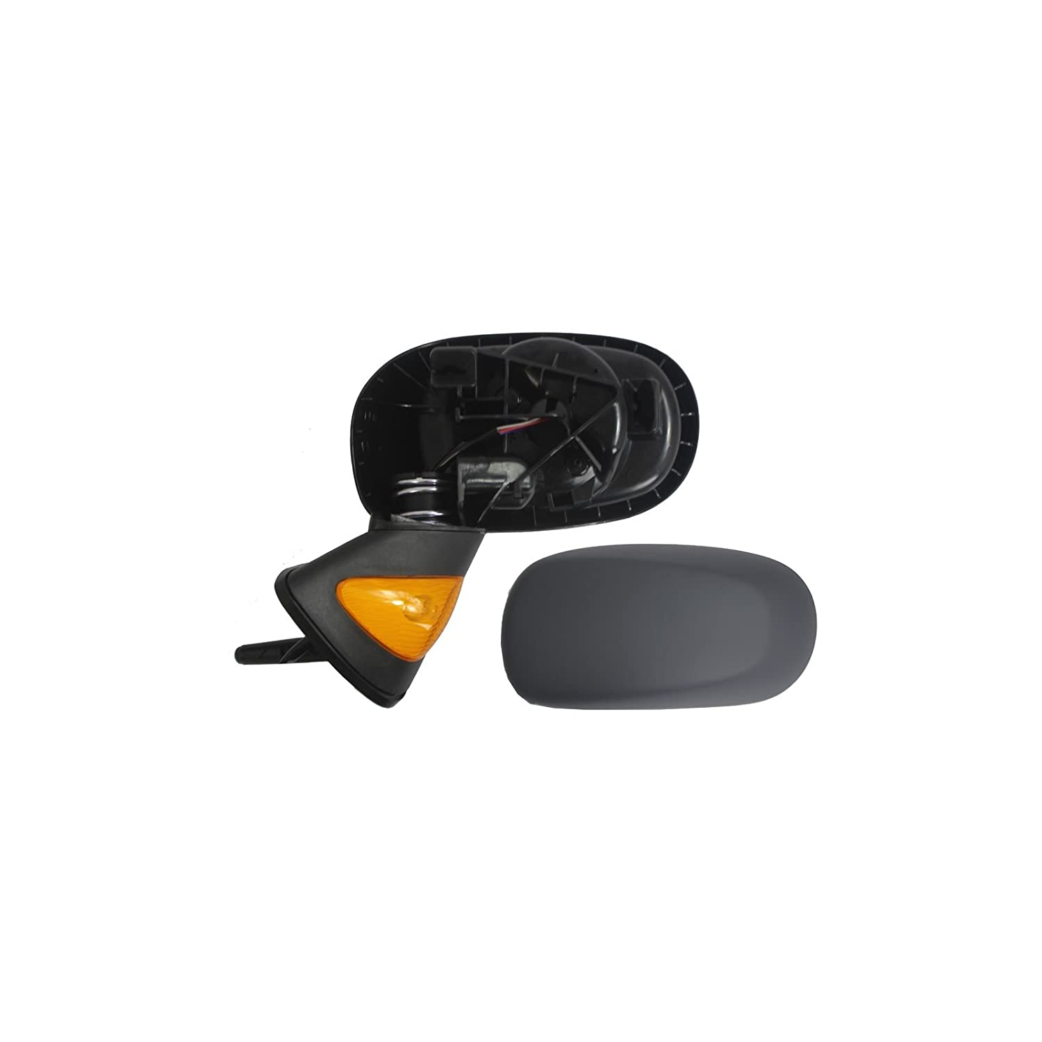 Door Wing Mirror Electric Primed N//S Passenger Left