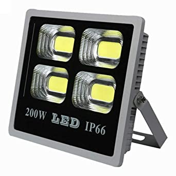 LED Focos De Exterior Iluminación Exterior 9000LM LED Proyector ...