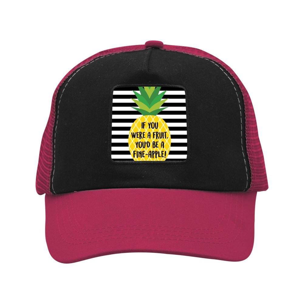 Unisex Be A Fine-Apple Adjustable Classic Hiphop Hat Baseball Cap Snapback Dad Hat