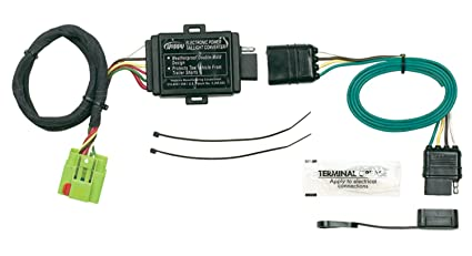 amazon com hopkins 42535 plug in simple vehicle wiring kit automotive rh amazon com