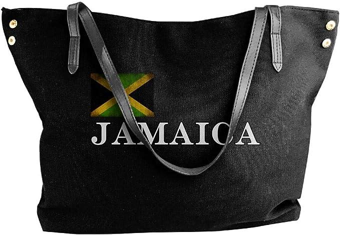 SW98Q98 Puerto Rico Flag-1 Womens Recreation Canvas Shoulder Bag for School Shoulder Tote
