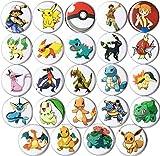 Set of 24 Pokemon 1