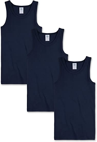 Sanetta Jungen Unterhemd
