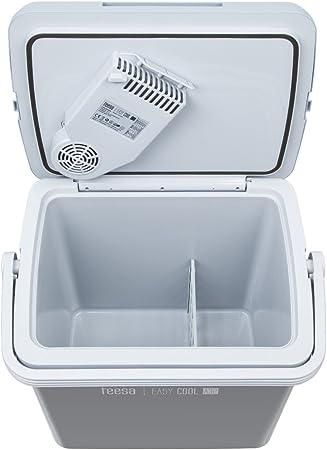 Teesa Tsa5001 Tragbare Kühlbox Mit Warmhaltefunktion 32 Liter Auto