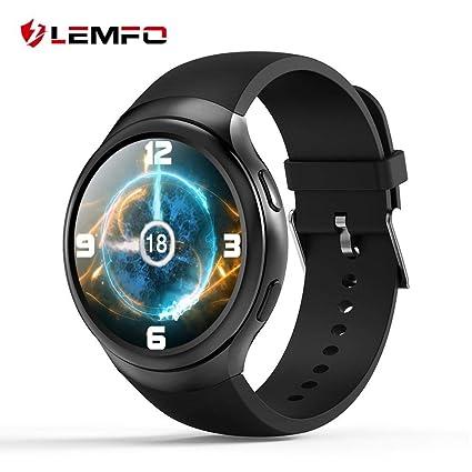 Amazon.com: LEMFO LES2 Smart Watch Smartwatch Fashion Smart ...