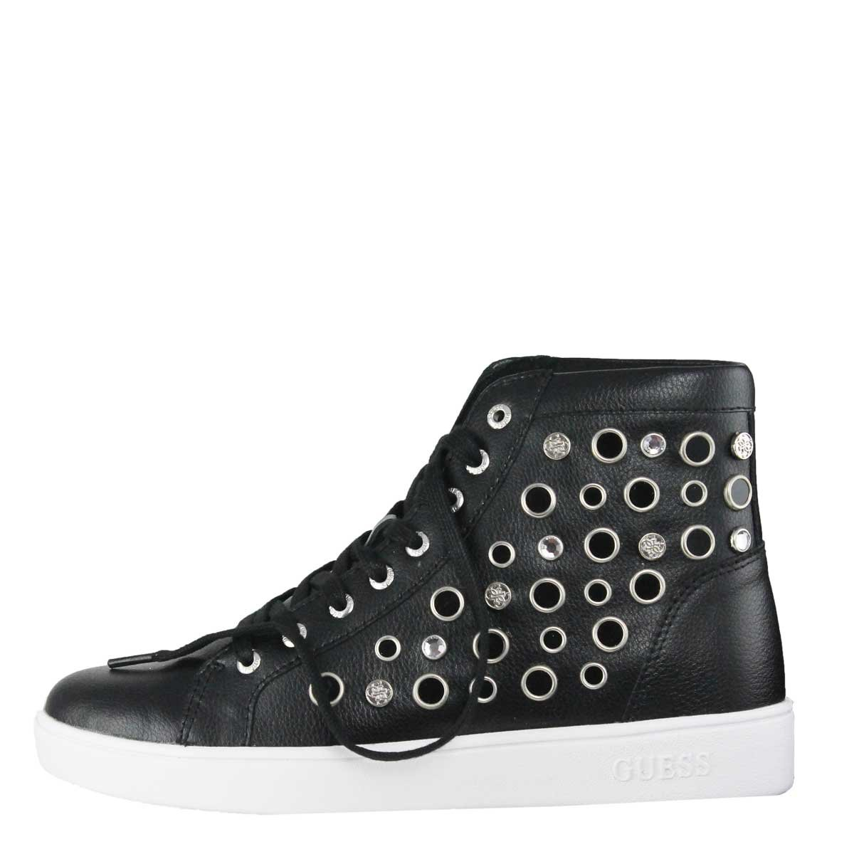 Guess GERTA Sneakers alte black Sneakers da donna