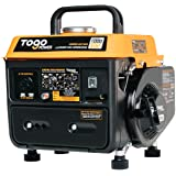TogoPower Portable Generator 1000 Peak Watts 120 Volts Gasoline Powered - CARB Compliant for Backup Home Use&Camping…