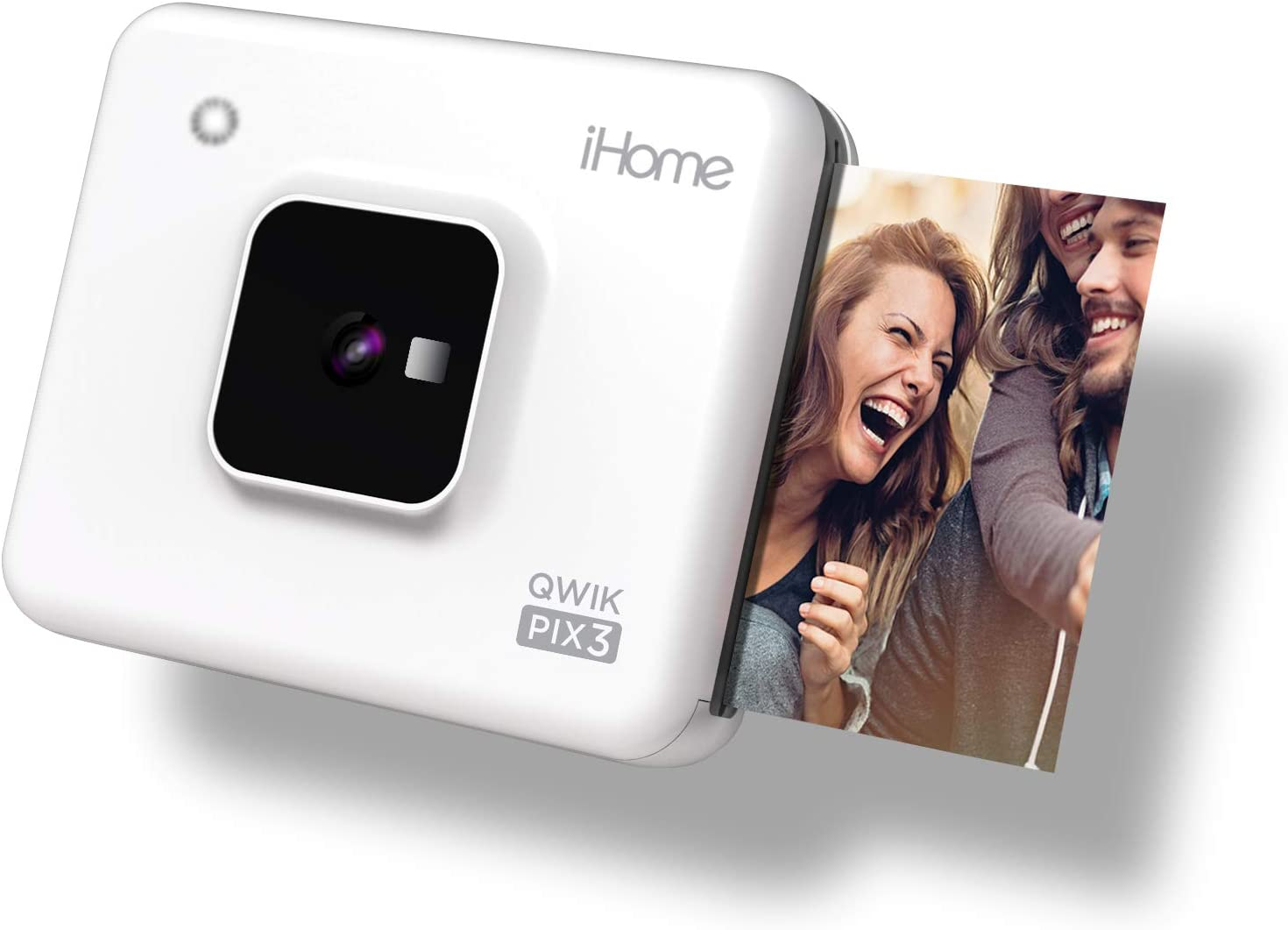 Amazon Opens Pre-Orders For iHome Square QwikPix3 Instant Print Camera