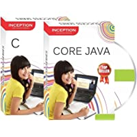 INCEPTION INDIA Learn C and JAVA (2 CDs)