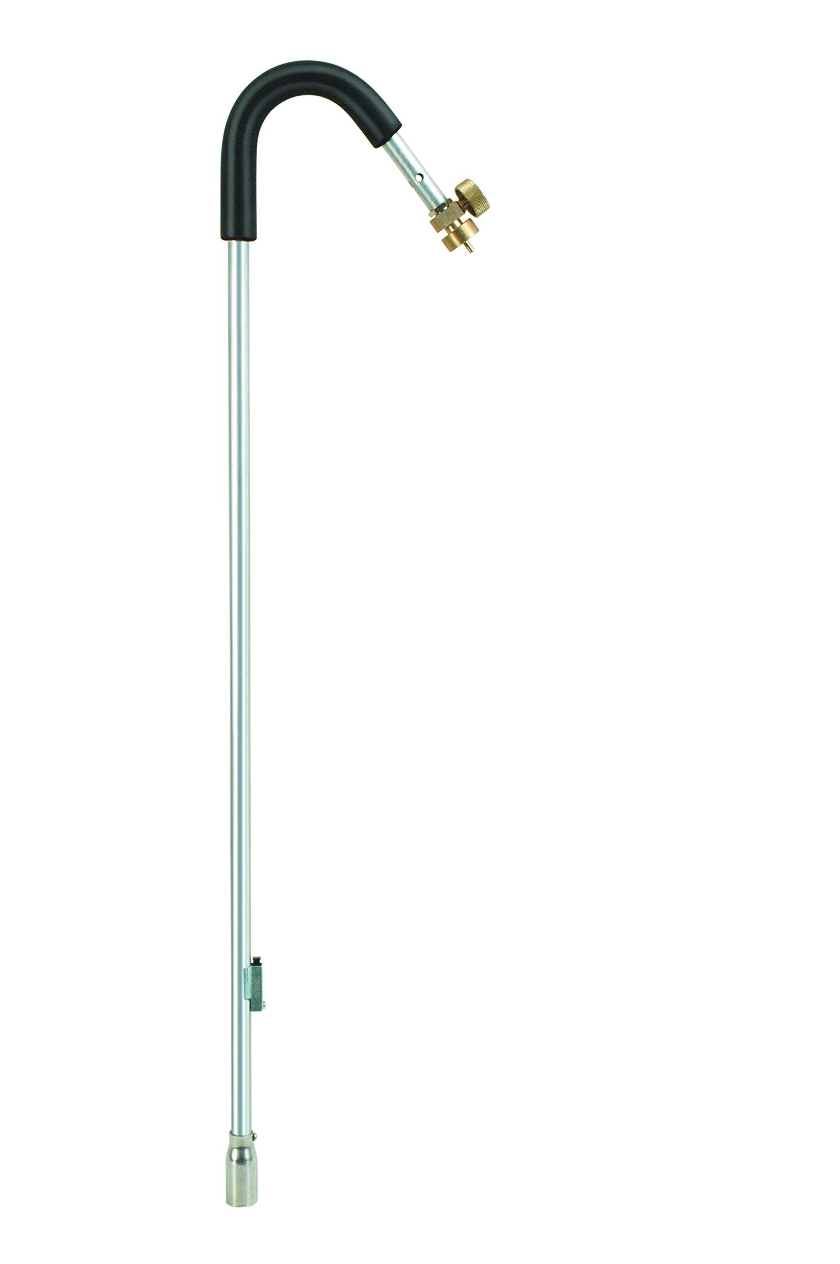 Mag-Torch MT 450 Garden Torch, Silver