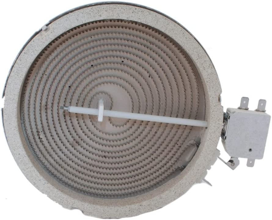 Whirlpool W10823704 Radiant Surface Element