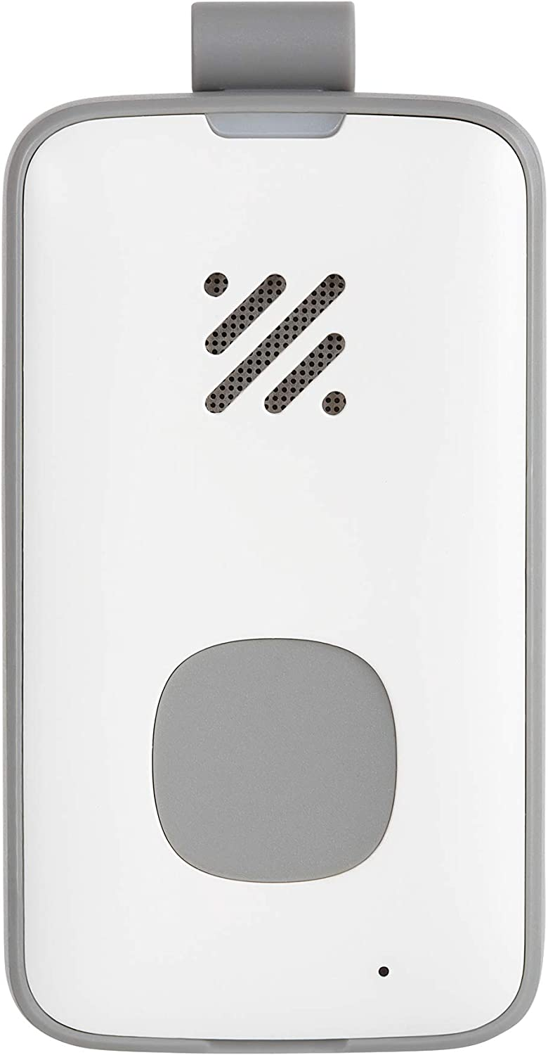 LifeStation Mobile 4G LTE Medical Alert System - Life Alarm Device for Seniors. Nationwide GPS and WiFi Coverage. Includes 3 Free Month of 24/7 Emergency Monitoring.
