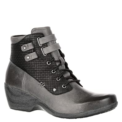 free shipping prices Rocky 4EurSole Forte Women's ... Wedge Ankle Boots discount outlet M2fiZ