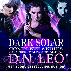 Dark Solar Complete Trilogy Audiobook