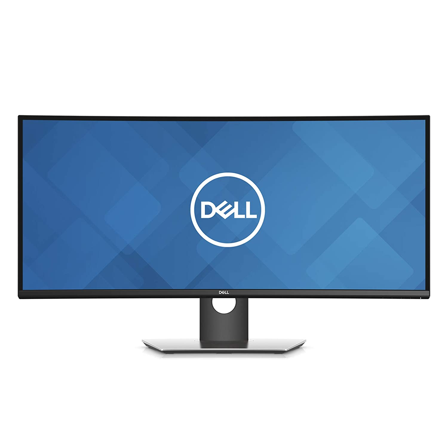 Dell U3419w Ultrasharp 34-Inch WQHD (3440x1440) Curved IPS USB-C Monitor, Black