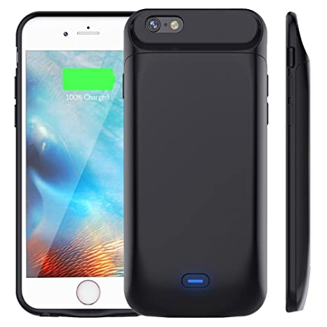 5000 mah batteria custodia per iphone 6s