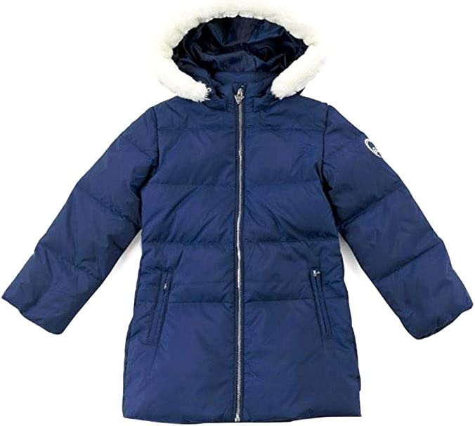 Guess Real Down Padded LS Long Jacket 3A: Amazon.it