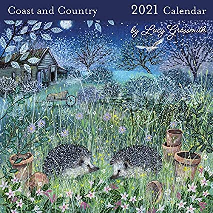 Coast and Country Calendrier 2021: Amazon.fr: Fournitures de bureau