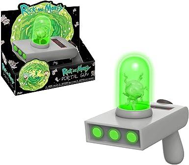 Funko Toy Rick Morty Portal Gun Toy Portal Gun Toys Games