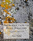 Introduction to Real Analysis, Alan Parks, 1495227863