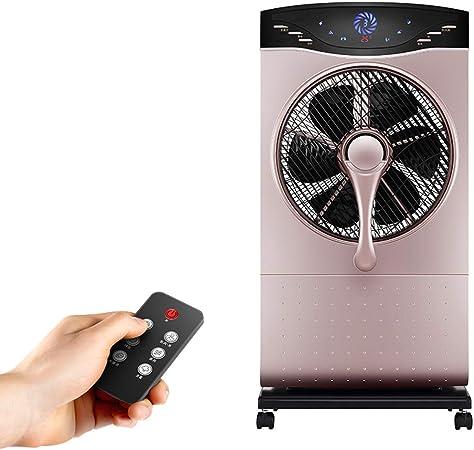 Ventilador De Piso Con Control Remoto, 4.6L Tanque De Agua, 9h ...