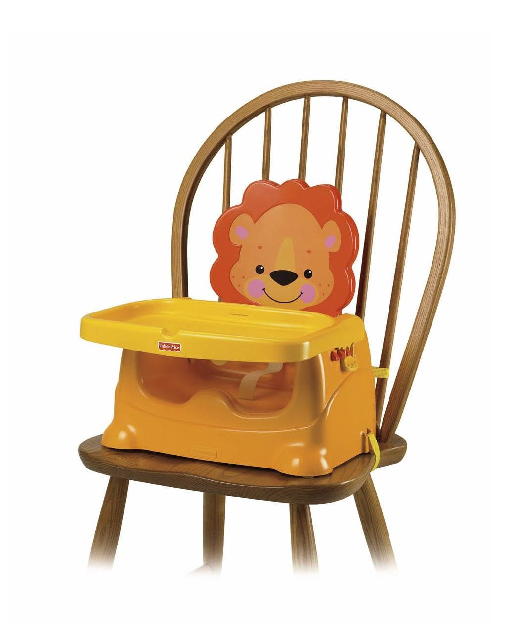 Fisher price booster chair - Amazon Com Fisher Price Healthy Care Lion Booster Seat Yellow Discontinued By Manufacturer Chair Booster Seats Baby