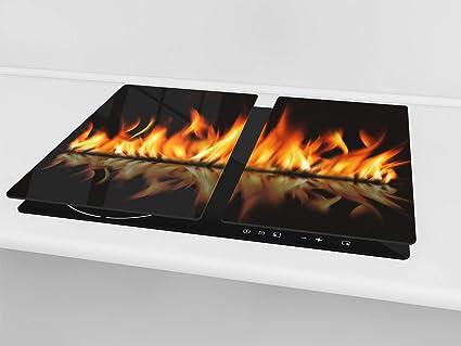 Compra Concept Crystal Protector de Placas de Cocina - Cubre ...