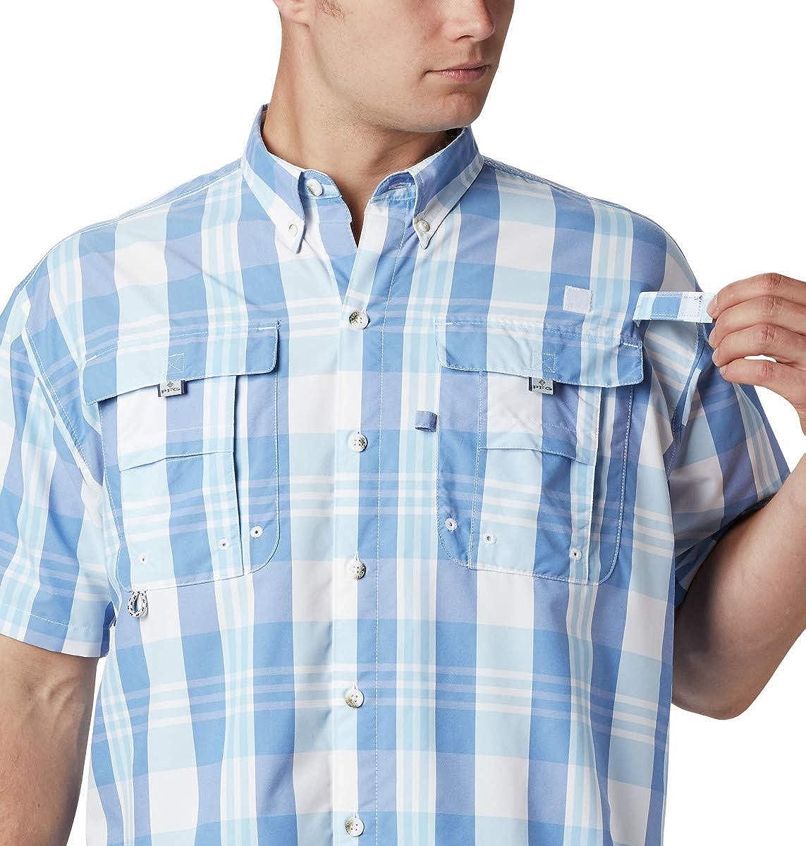 Columbia Mens Super Bahama SS Shirt