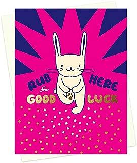 product image for Night Owl Paper Goods Gold Foil Embellished Card