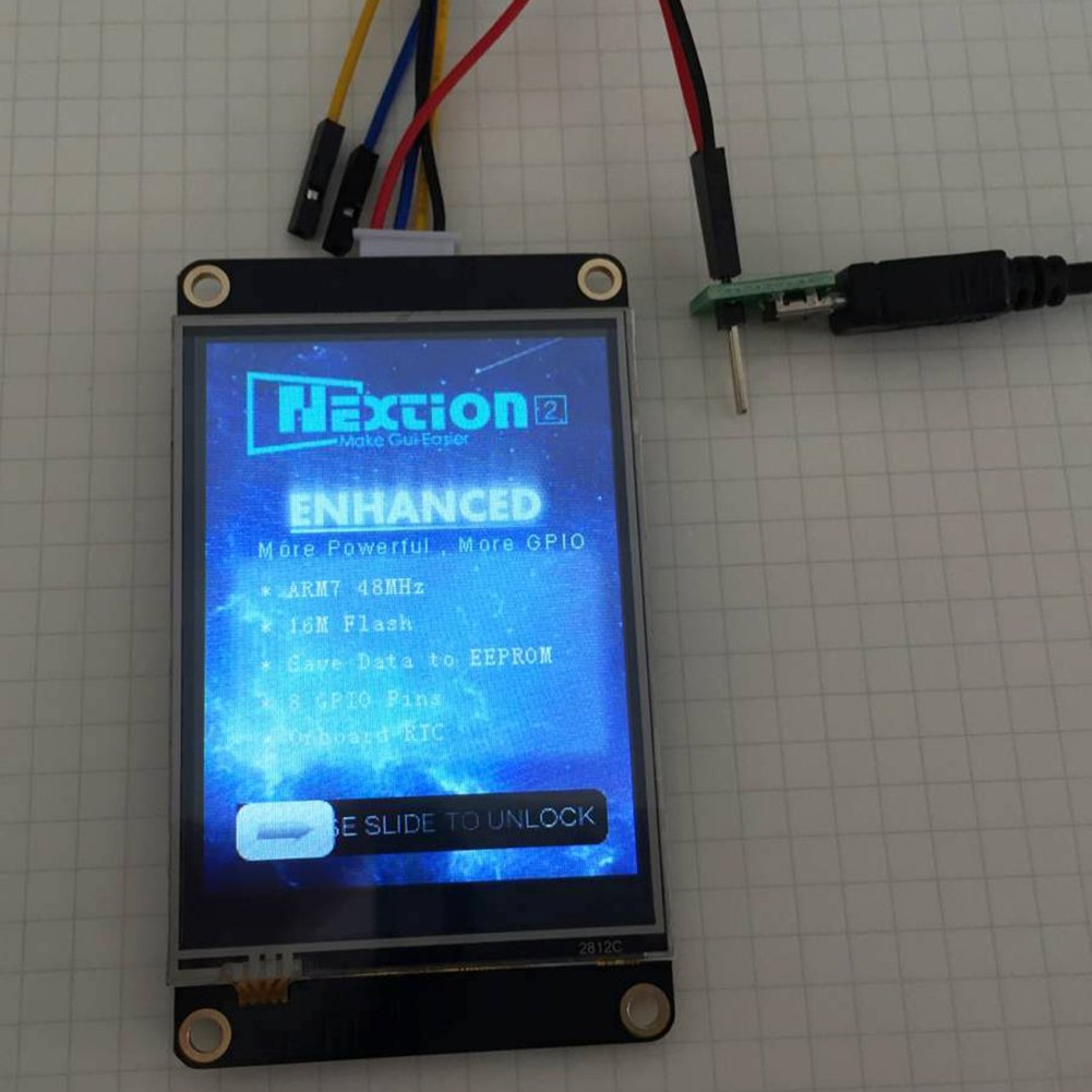 How To Send Data From Arduino To Nextion Display