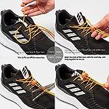 No Tie Shoelaces - Easy To Install Elastic Shoe