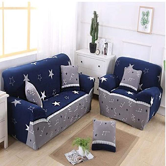 Amazon.com: Funda de sofá de tela antideslizante, funda de ...