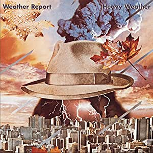 Weather Report Heavy Weather Amazon Com Music