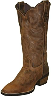 product image for Abilene Women's Rawhide by Boot Scalloped Western Snip Toe