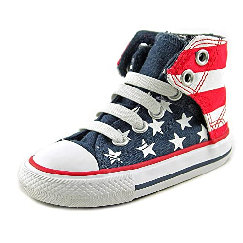 f62052a77458b Converse Infants Chuck Taylor Easy Slip On Red/White/Blue 722366F