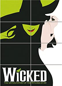 Doppelganger33LTD WICKED BROADWAY MUSICAL BOOK OZ WITCH NEW GIANT WALL ART PRINT POSTER OZ1009