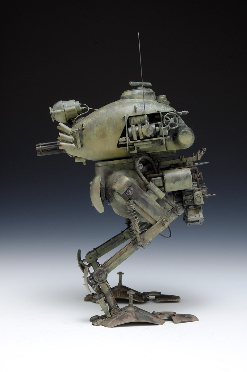 1/20 Maschinen Krieger Series Kuster & Friedrich by Wave by wave (Image #7)