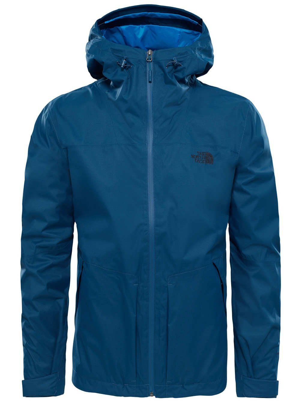 Monterey bleu M The North Face Frost Peak Einzippjacke Veste Homme