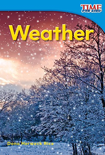 Weather (TIME FOR KIDS® Nonfiction Readers)