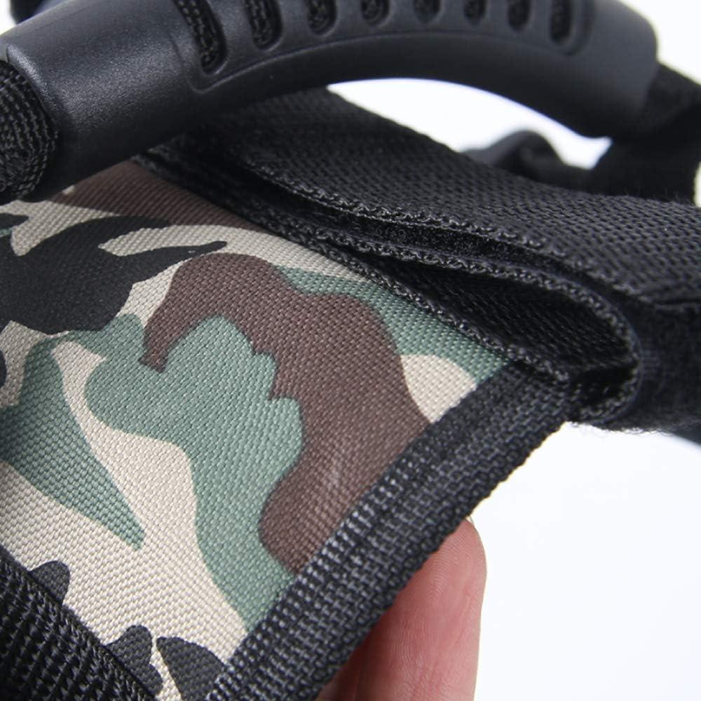 4Pcs Roll Bar Grab Handles Grip Handle Fit for Jeep Wrangler
