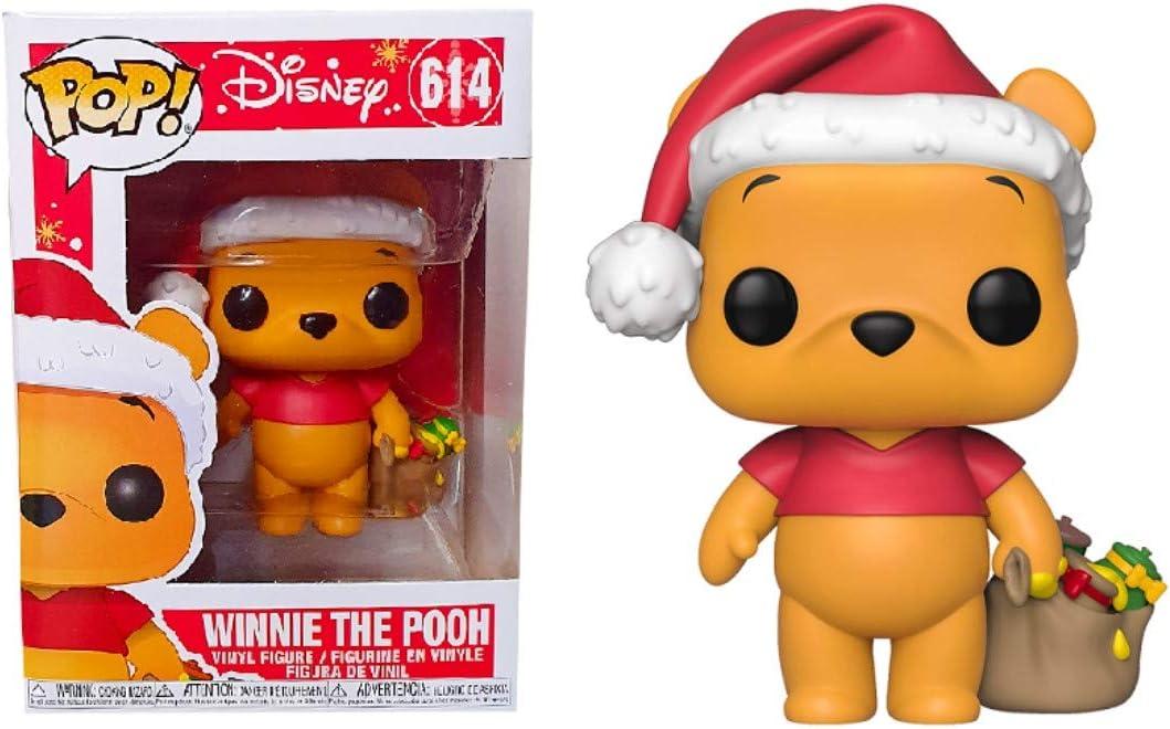 Vinyl Winnie-the-Pooh Winnie-the-Pooh Holiday Diamond Glitter Pop
