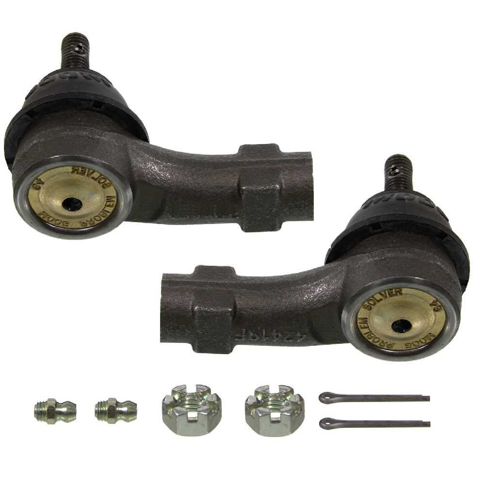 Prime Choice Auto Parts TRK3560PR Set of 2 Premium Outer Tie Rod Ends